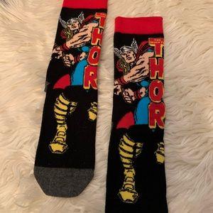 Marvels Thor socks